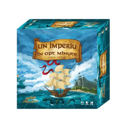 Un Imperiu in Opt Minute - Noobi Board Games