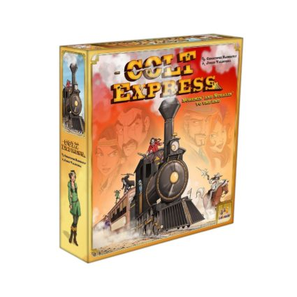 Colt Express - Noobi Board Games Jocuri Societatate