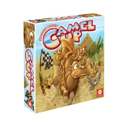 Camel Up - Noobi Board Games Jocuri Societatate