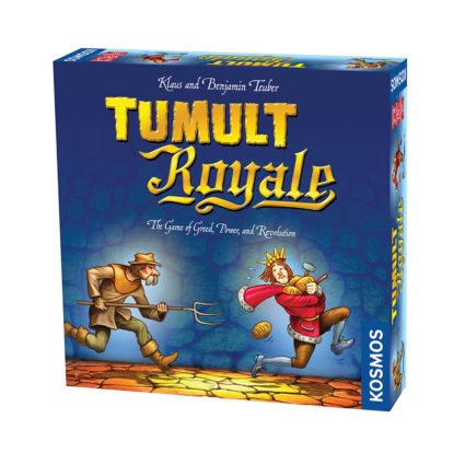 Tumult Royal - Noobi Board Games Jocuri Societatate