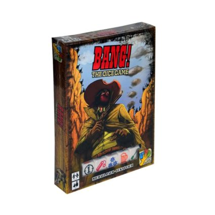 Bang! The Dice Game - Noobi Board Games Jocuri Societatate