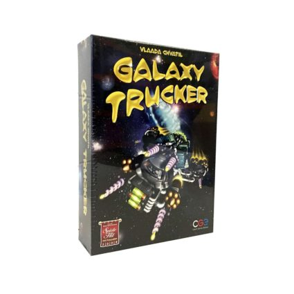 Galaxy Trucker - Noobi Board Games Jocuri Societate