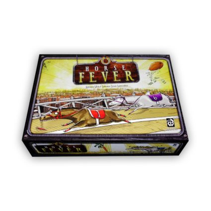 Horse Fever - Noobi Board Games Jocuri Societate