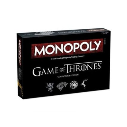 Monopoly Urzeala Tronurilor (Game of Thrones) Noobi