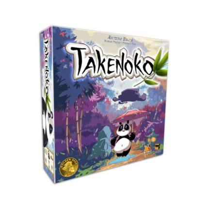 Takenoko - Noobi Board Games Jocuri Societate