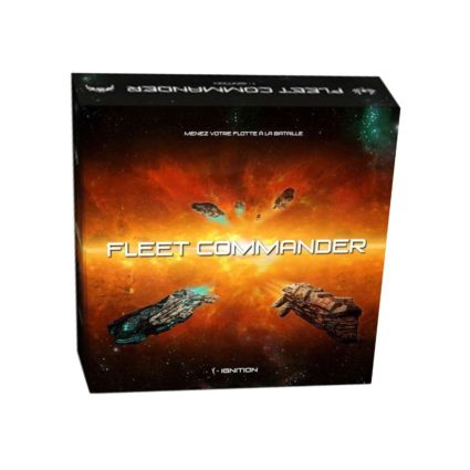 Fleet Commander: 1 - Ignition