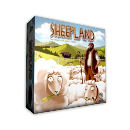 Sheepland - Noobi Board Games Jocauri Societate