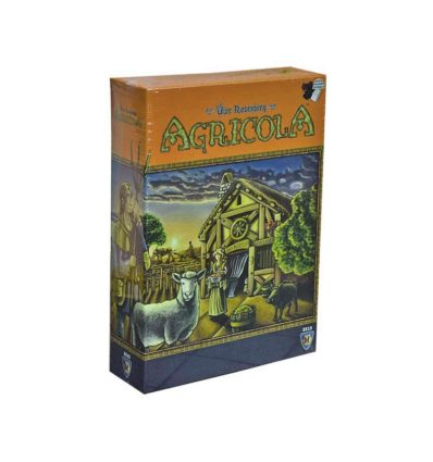 Agricola - Revised Edition - Noobi Games Jocuri Societatate