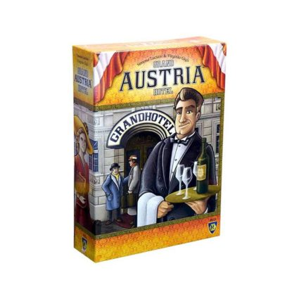 Grand Austria Hotel - Noobi Board Games Jocuri Societatate