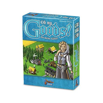 Oh my Goods! - Noobi Board Games Jocuri Societatate