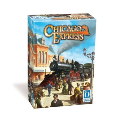 Chicago Express - Noobi Board Games Jocuri Societatate
