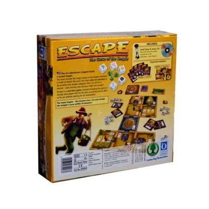 Escape - The Curse of the Temple Noobi Jocuri Societatate