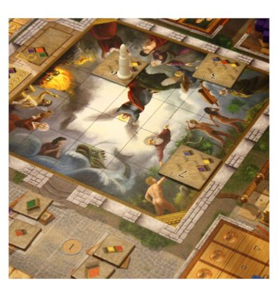 Fresco - Noobi Board Games Jocuri Societatate