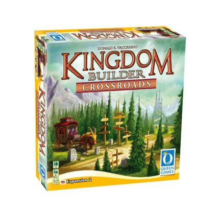 Kingdom Builder - extensia Crossroads Noobi Games