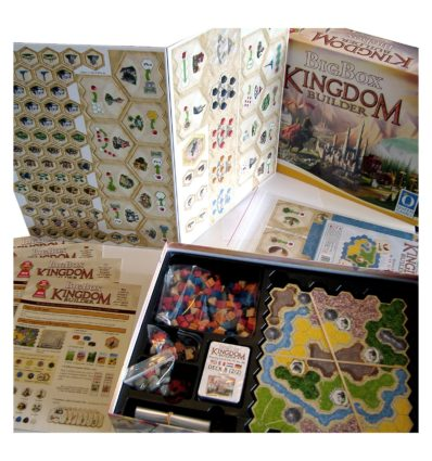 Kingdom Builder Big Box Noobi Jocuri Societate
