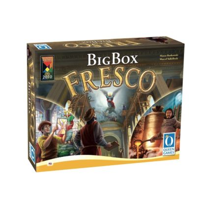 Fresco Big Box - Noobi Board Games Jocuri Societatate