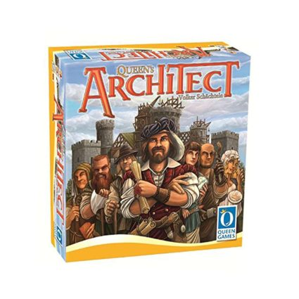 Queen's Architect Noobi Board Games Jocuri Societatate