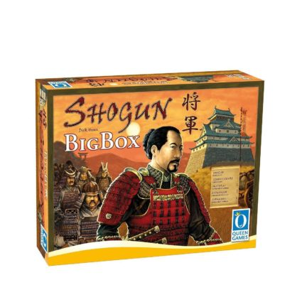 Shogun Big Box - Noobi Board Games Jocuri Societatate