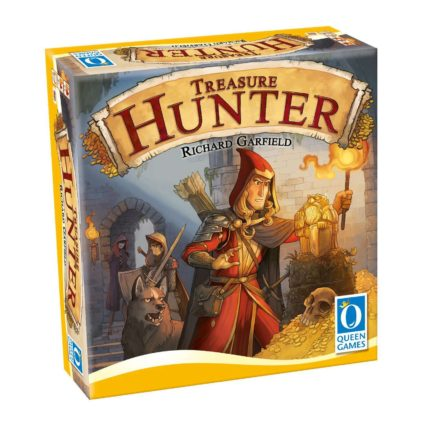 Treasure Hunter - Noobi Board Games Jocuri Societatate