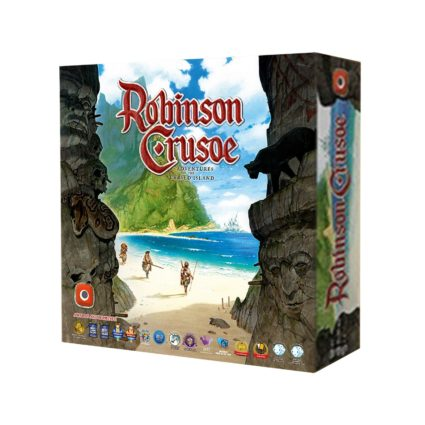 Robinson Crusoe: Adventures of the Cursed Island