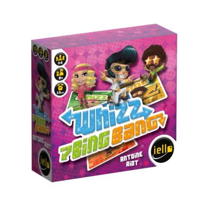 Whizz Bing Bang - Noobi Board Games Jocuri Societate