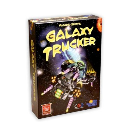 Galaxy Trucker - extensia Latest Models Noobi Games