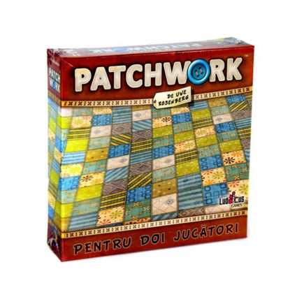 Patchwork - Noobi Board Games Jocuri Societatate
