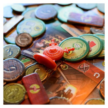 7 Wonders Duel - Noobi Board Games Jocuri Societatate