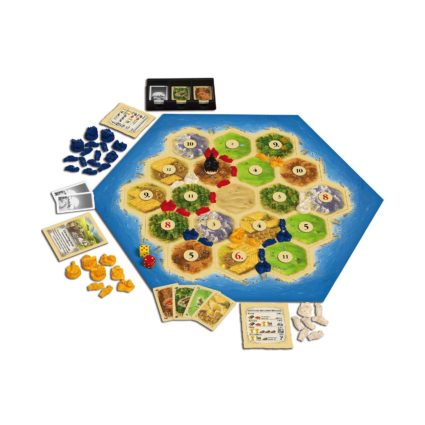 Catan - Noobi Board Games Jocuri Societatate