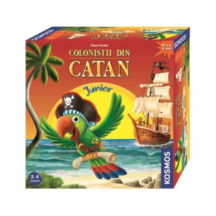 Catan Junior Noobi Board Games Jocuri Societatate