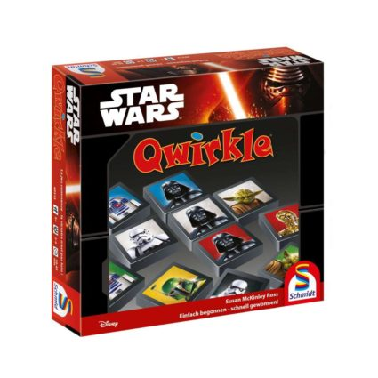 Qwirkle Star Wars Noobi Games