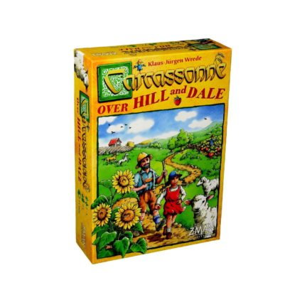 Carcassonne: Over Hill and Dale Noobi Games