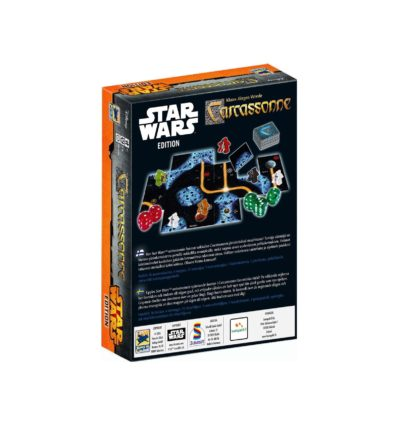 Carcassonne: Star Wars Noobi Games
