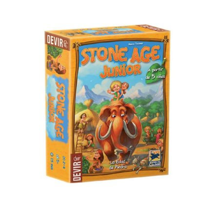 Stone Age Junior Noobi Game