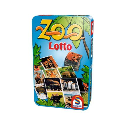 Zoo Lotto Noobi Games