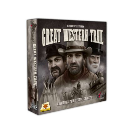 Great Western Trail - Aventura Westului Salbatic
