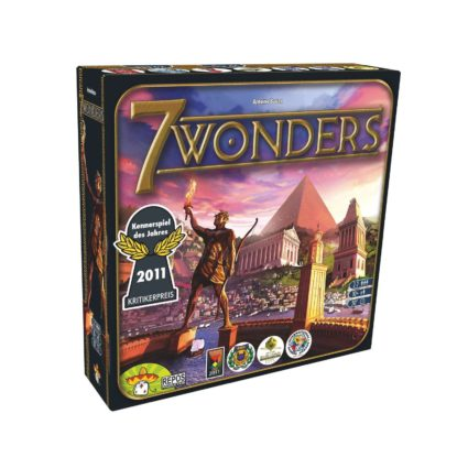 7 Wonders Noobi Games