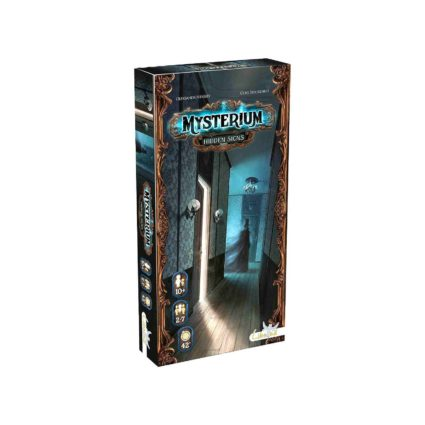 Mysterium - extensia Hidden Signs Noobi Games