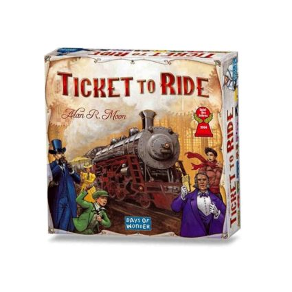 Ticket to Ride Noobi Games