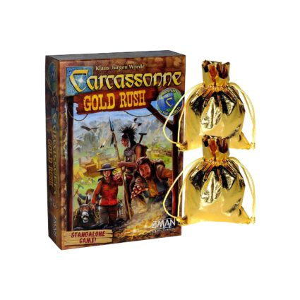 Carcassonne Gold Rush Noobi Games