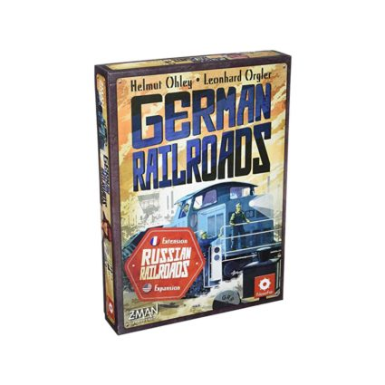 German Railroads extensia 1 Noobi Games