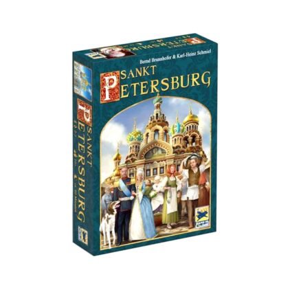 Saint Petersburg (second edition) Noobi Games