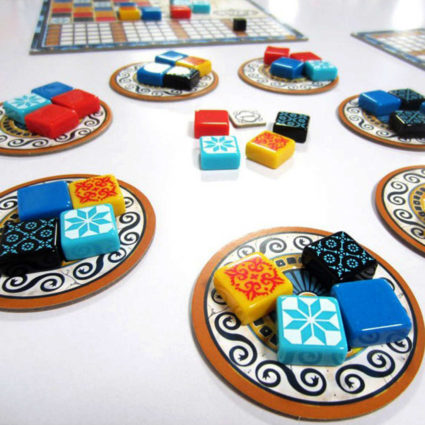 Noobi Games Azul Game