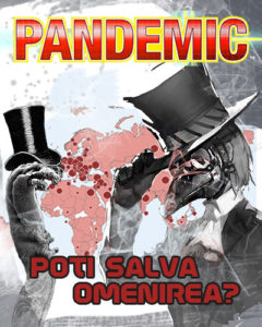 Joc de Strategie Pandemic